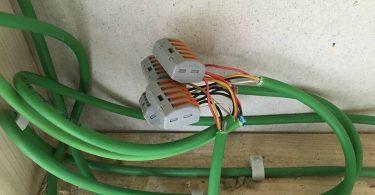 KNX Kabel verlegen