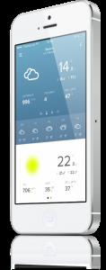 Netatmo Wetterstation KNX Schnittstelle App
